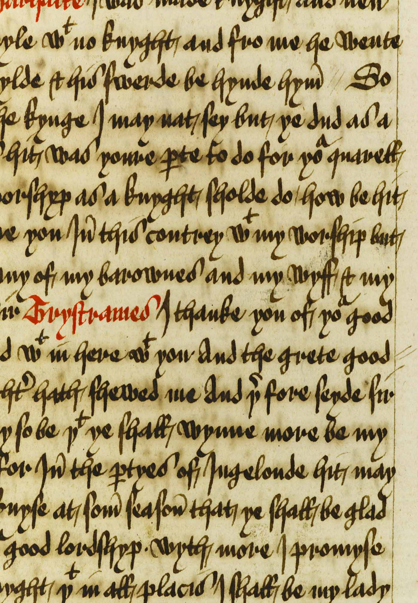 Offset of letter 'F' from Caxton's type 4, fol. 159r/13